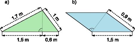 Aufgabenfuchs: Satz des Pythagoras