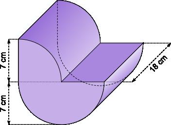 A) Die Oberfläche Des Werkstücks Beträgt